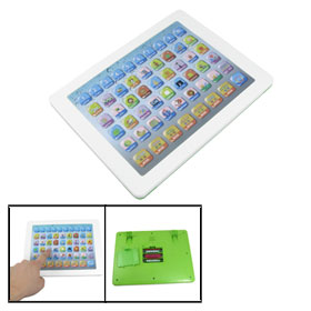 AA 1.5V Battery PC Model Intelligent English Learning Machine Toy for Children