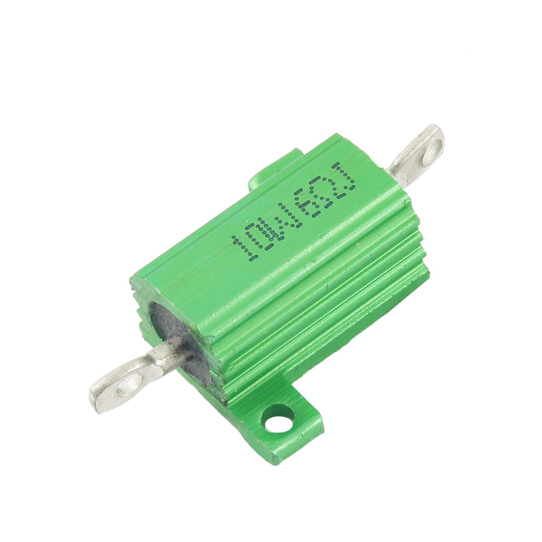 10 Watt 6 Ohm 5% Green Aluminum Shell Wire Wound Resistor