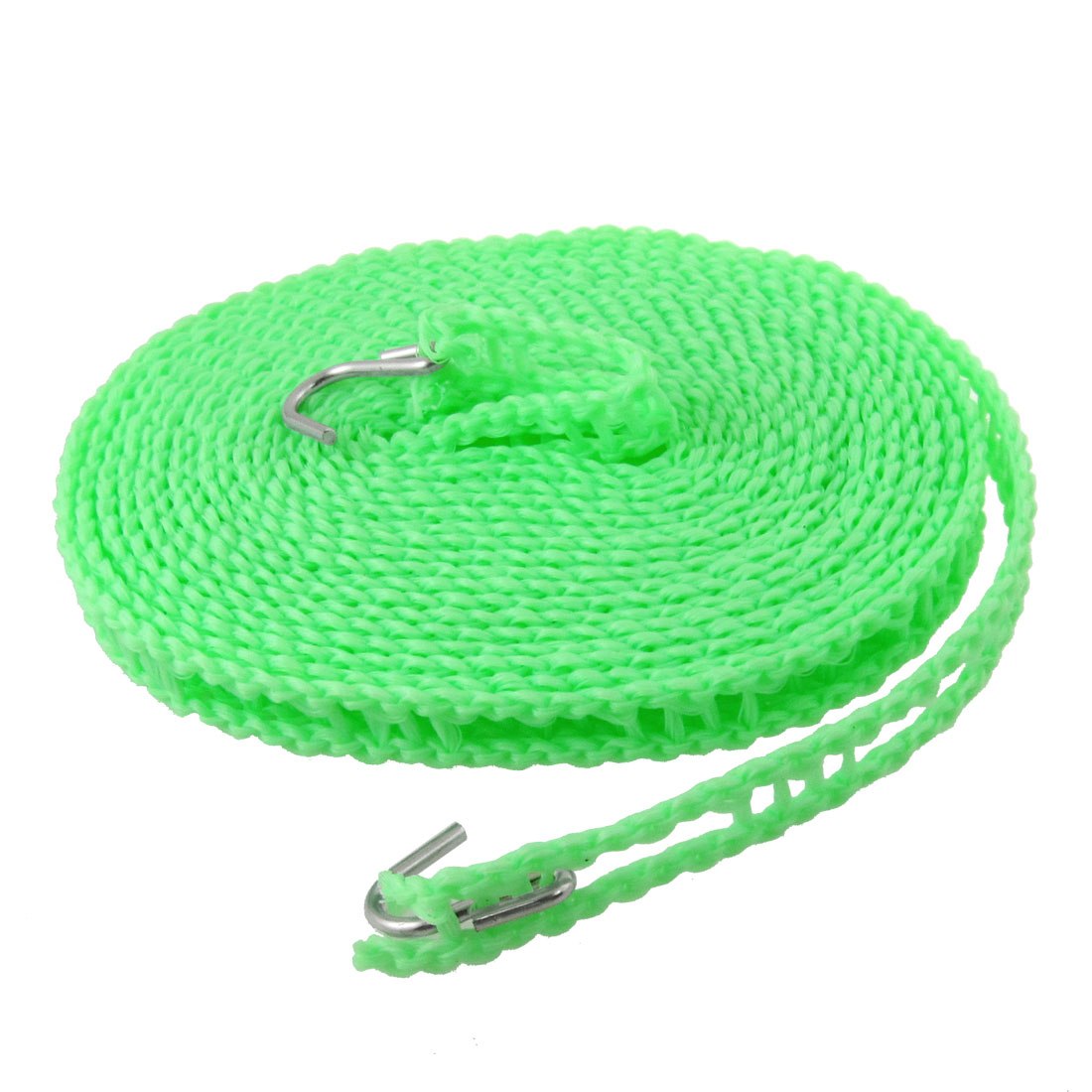 5M 16.4ft Green Nylon Clothes Rope Line Clothesline