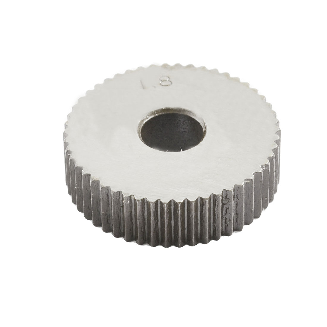 HSS 1.8mm Pitch Straight Coarse Knurl Wheel Knurling Roller