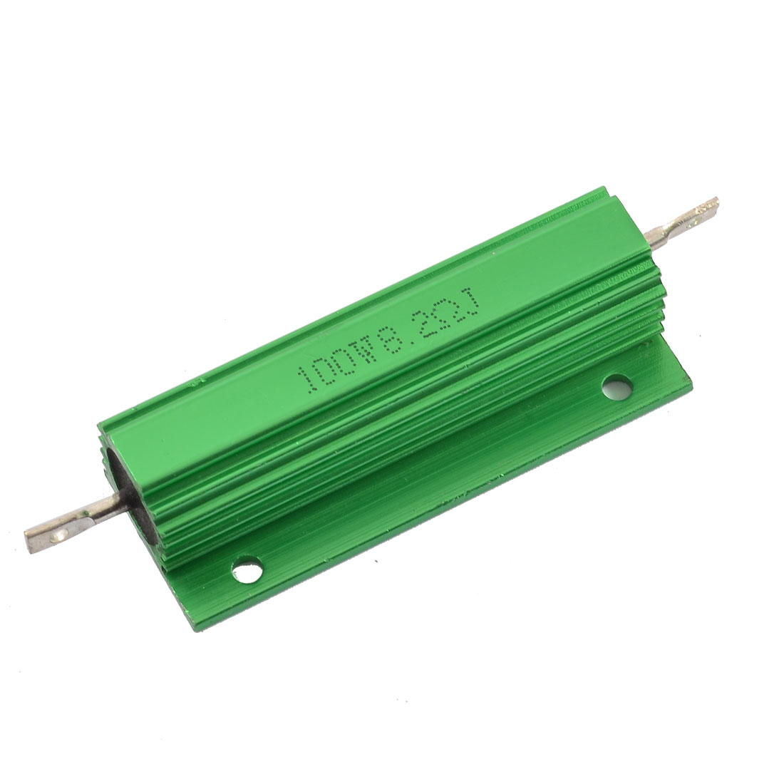 Aluminum Housing 100W Watt 8.2 Ohm Wirewound Power Resistor