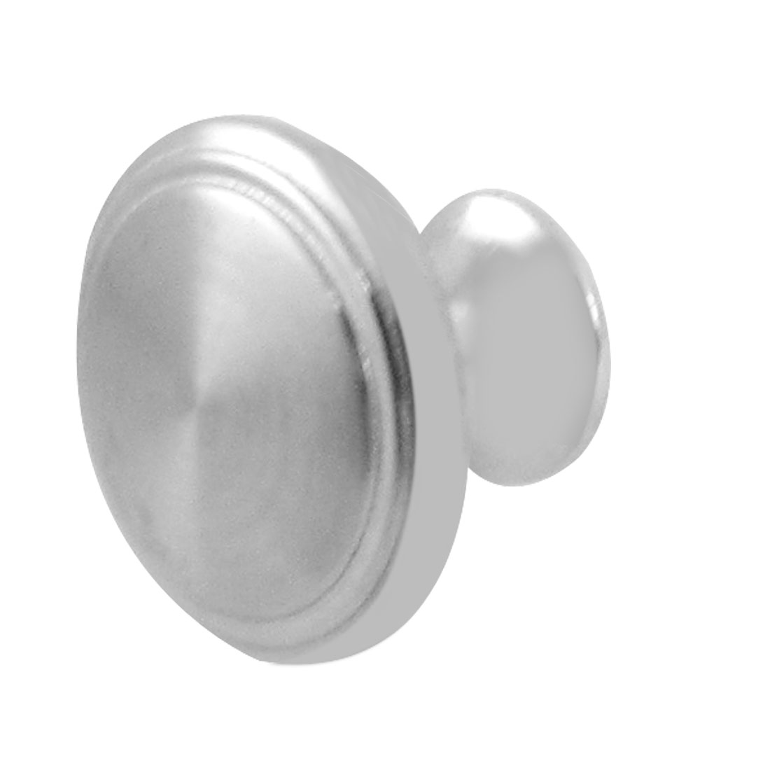 "Drawer Fitting 1.1"" Dia Pull Handle Metal Round Knob"