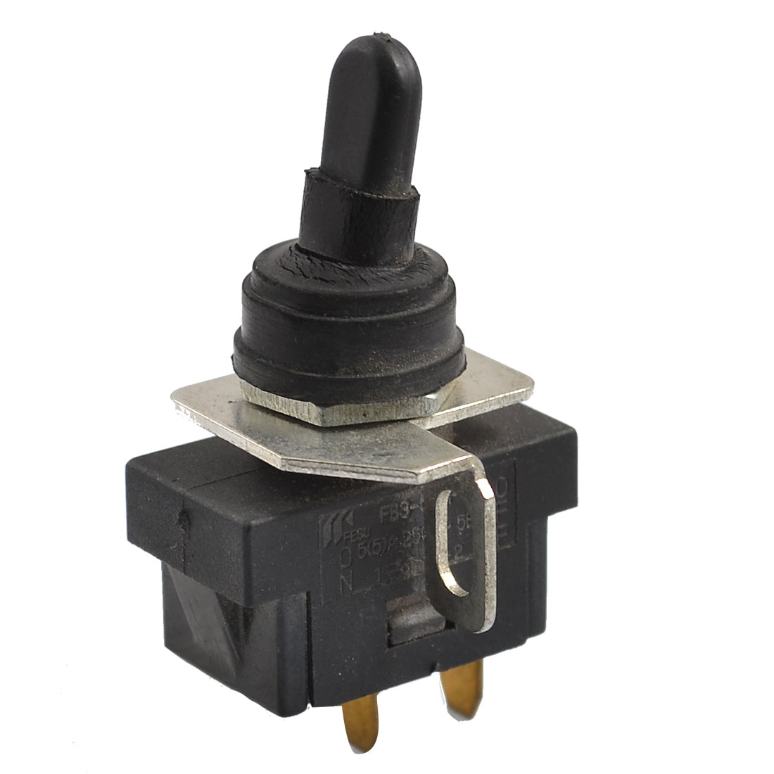 AC 250V 5A 2 Terminals ON OFF Power Tool Toggle Switch for Angle Grinder