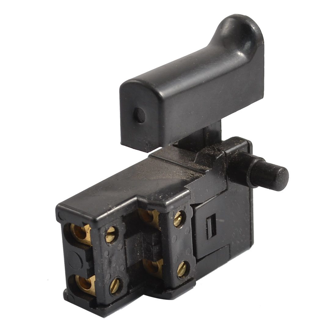 AC 250V 6A SPST Lock on Trigger Switch for Electric Hammer