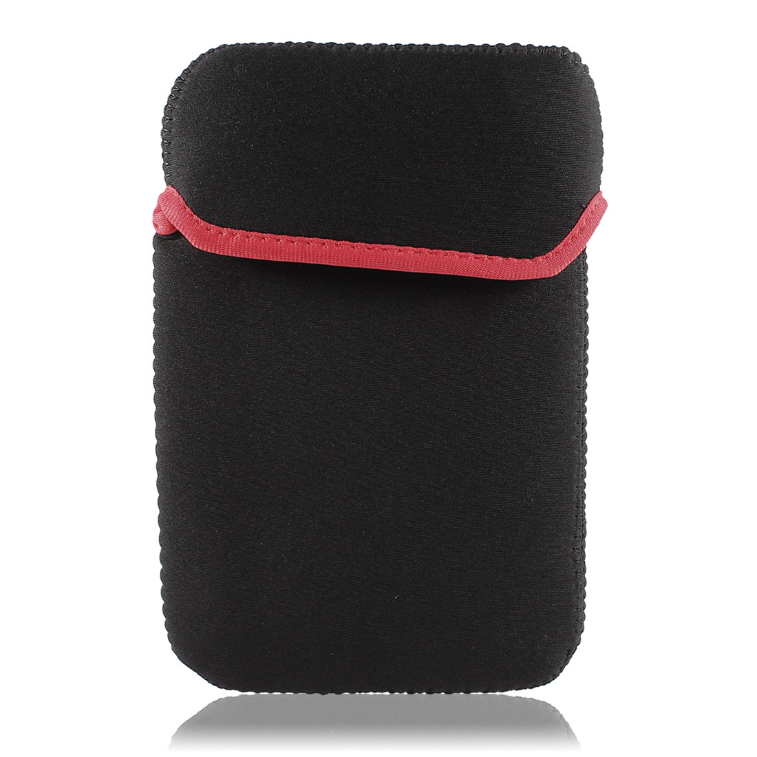 "Black Soft Neoprene Sleeve Bag Case for 7"" Google Nexus Amazon Kindle Fire"