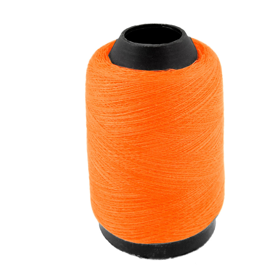 Orange Home Cotton Darning Stitching Sewing Thread Reel