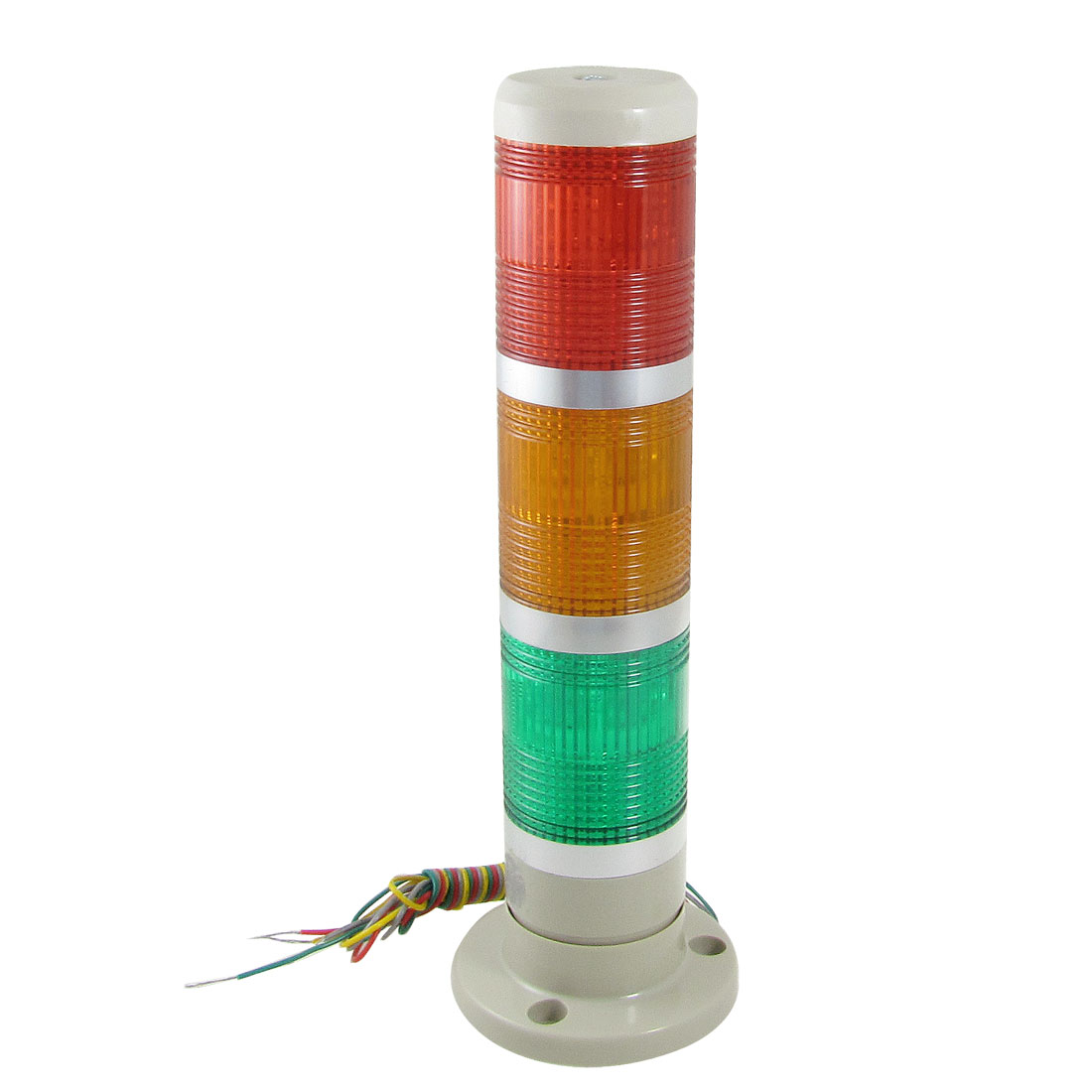 24V AC/DC Red Yellow Green LED Industrial Signal Industrial Tower Warning Lamp Stack Light