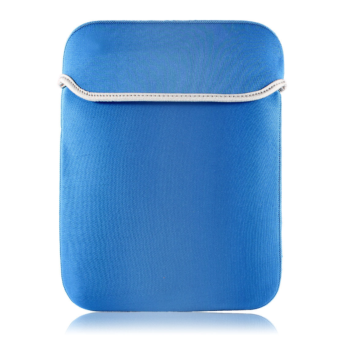 Blue Soft Neoprene Sleeve Bag Pouch for Tablet PC