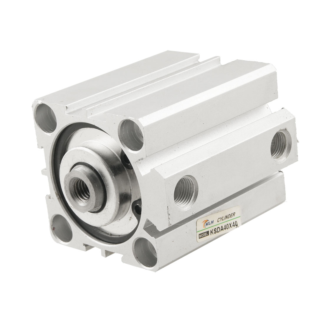 SDA40x40 40mm Bore 40mm Stroke Double Acting Aluminum Alloy Air Cylinder