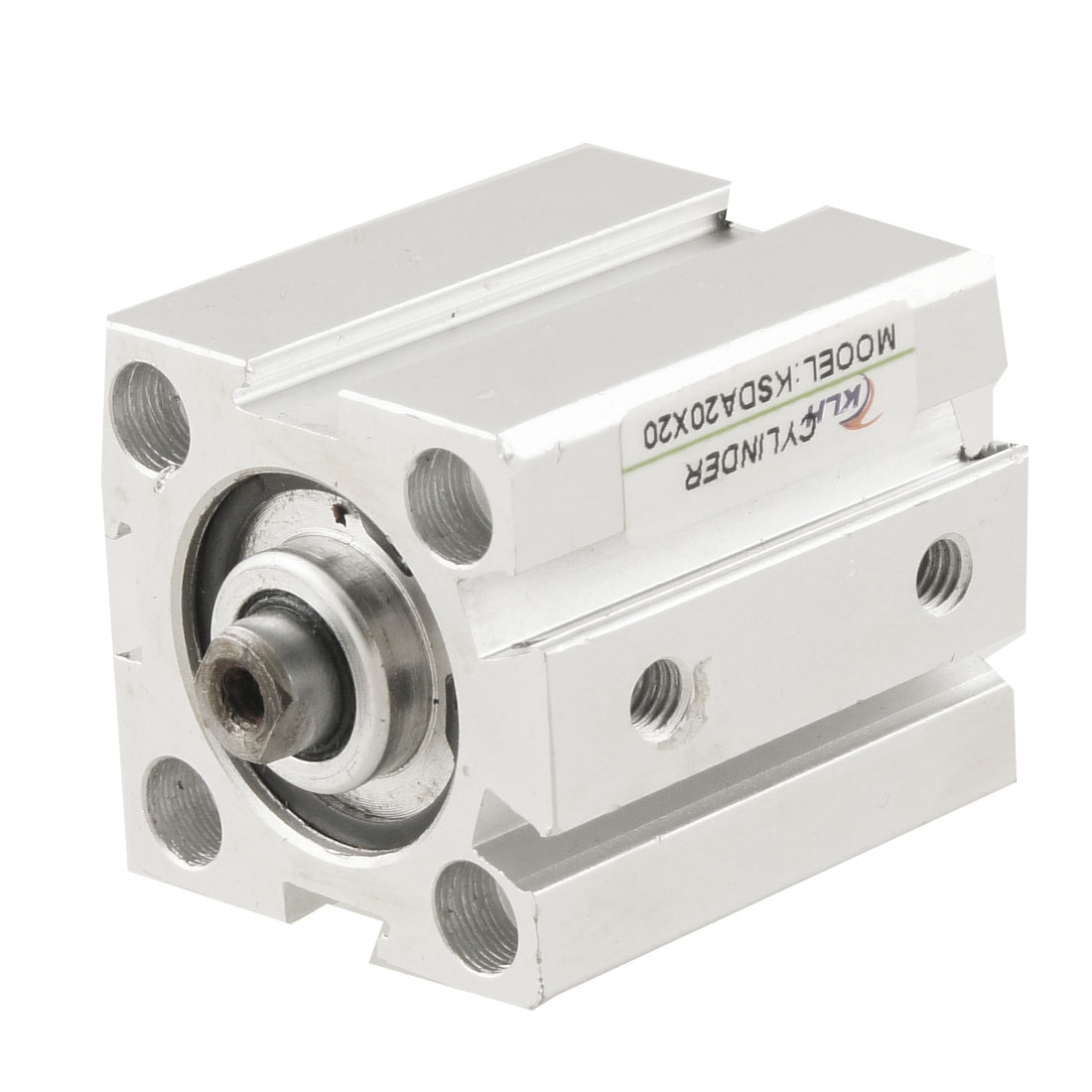 SDA20x20 20mm Bore 20mm Stroke Double Acting Compact Air Cylinder