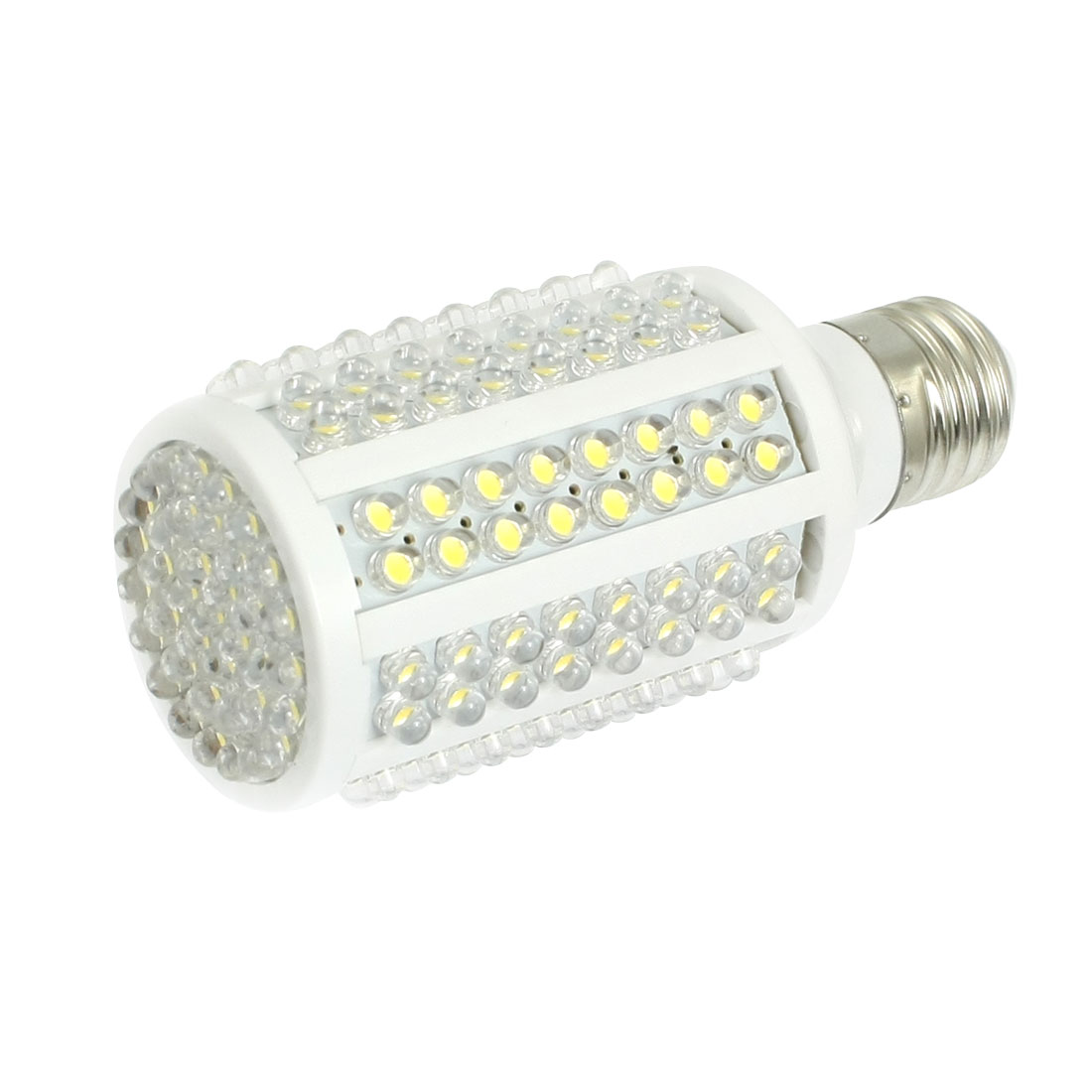 E27 6W 220V 166 LED Warm White Corn Bulb Light Lamp 3000K