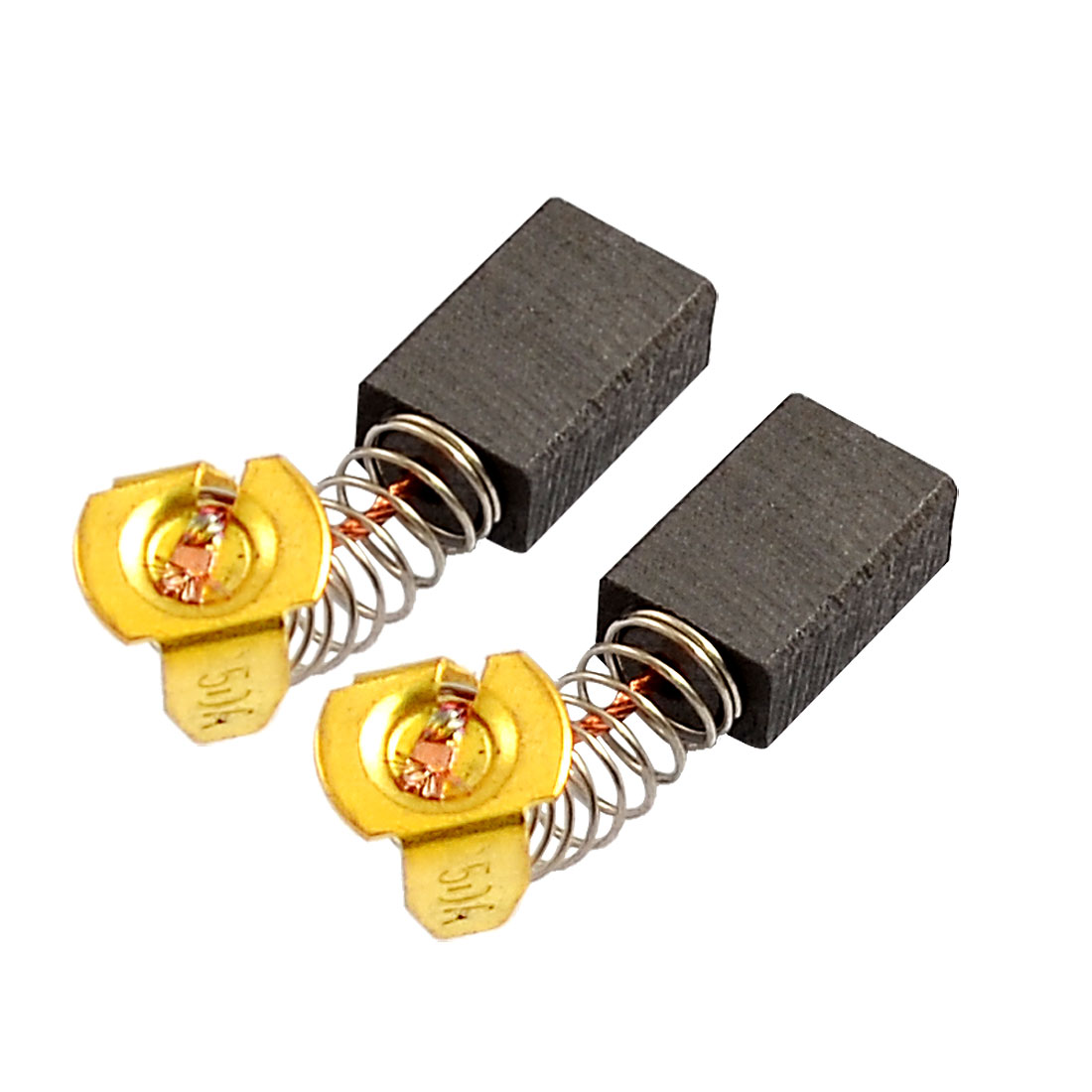 Pairs Electric Motor Repair Part Carbon Brush 5mm x 8mm x 12mm