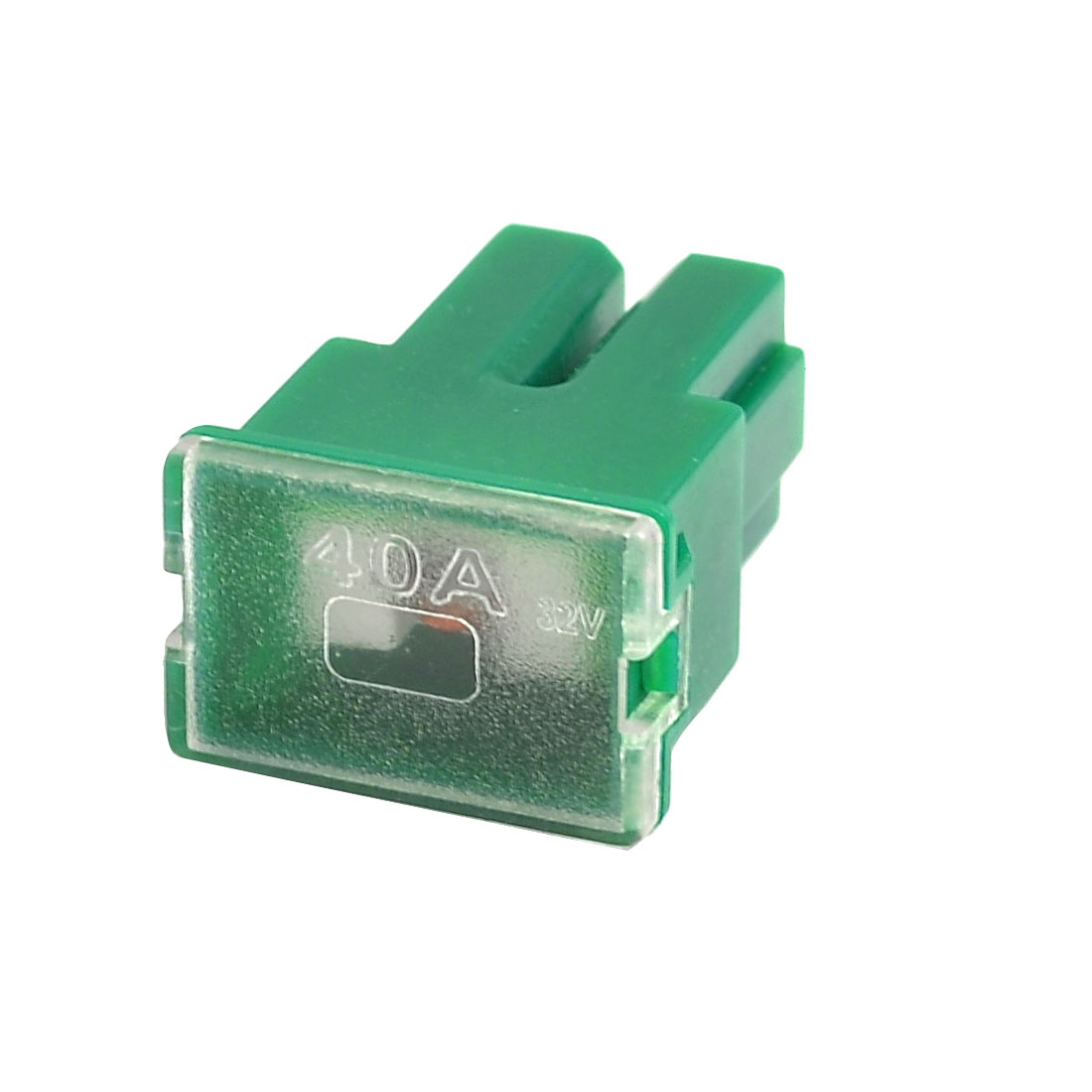 Car Trucks Vehicles Female Adapter in Blades 40A PAL Fuse Green