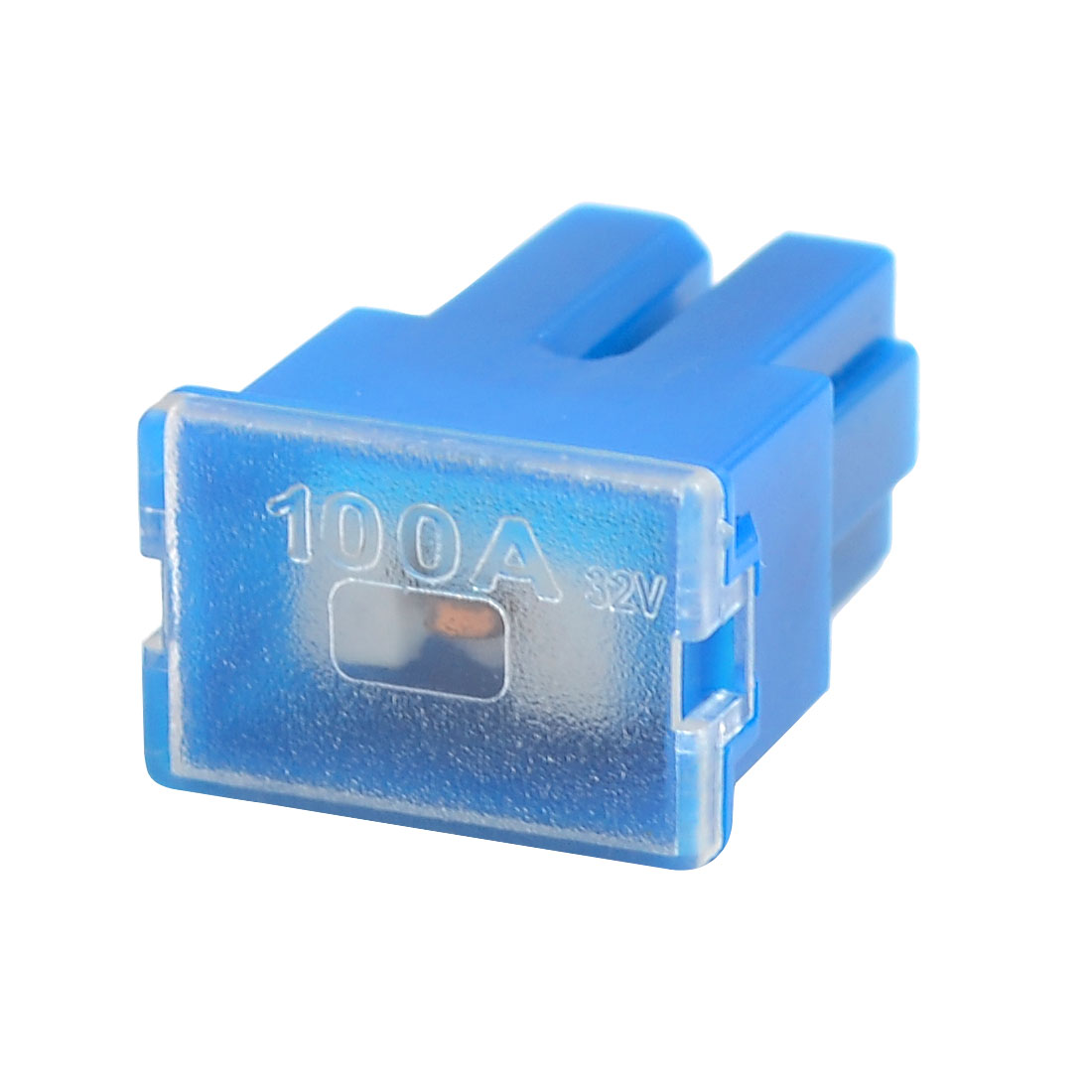 Blue Plastic Shell Female PAL Fuse 100A for Automotive Cars