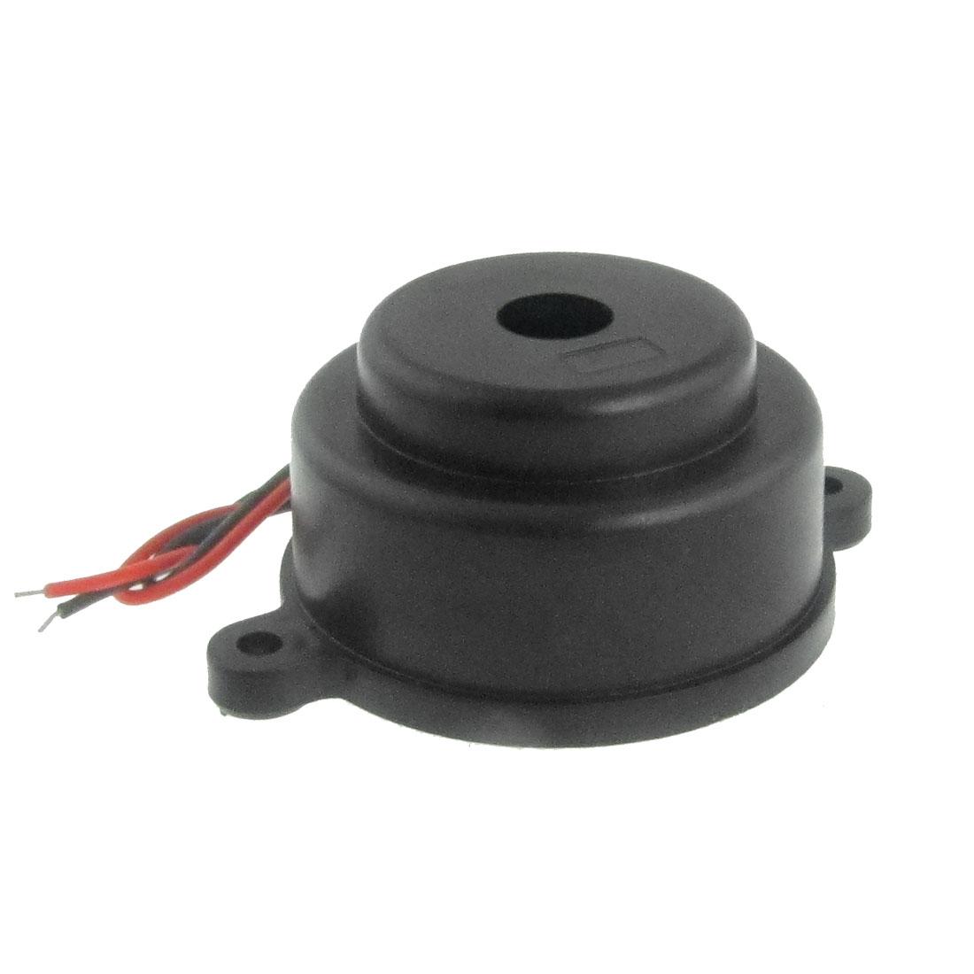 LZQ-3022 DC 24V 2 Wire Industrial Electronic Alarm Sound Buzzer 80dB