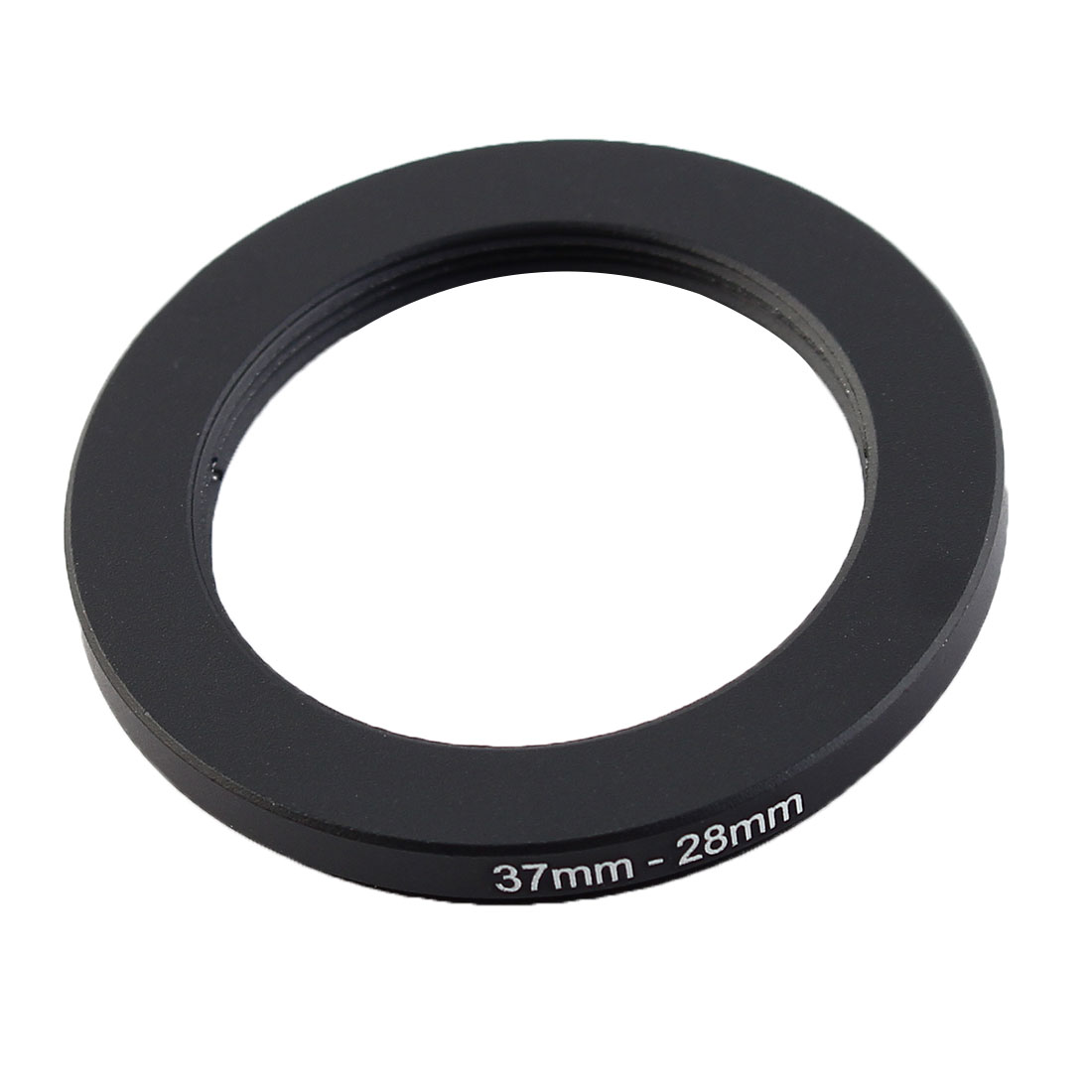 37mm-28mm 37mm to 28mm Black Step Down Ring Adapter for Camera
