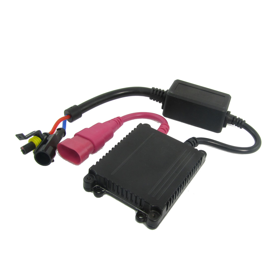 HID Xenon Conversion Slim Ballast Replacement DC 12V 35W Black internal