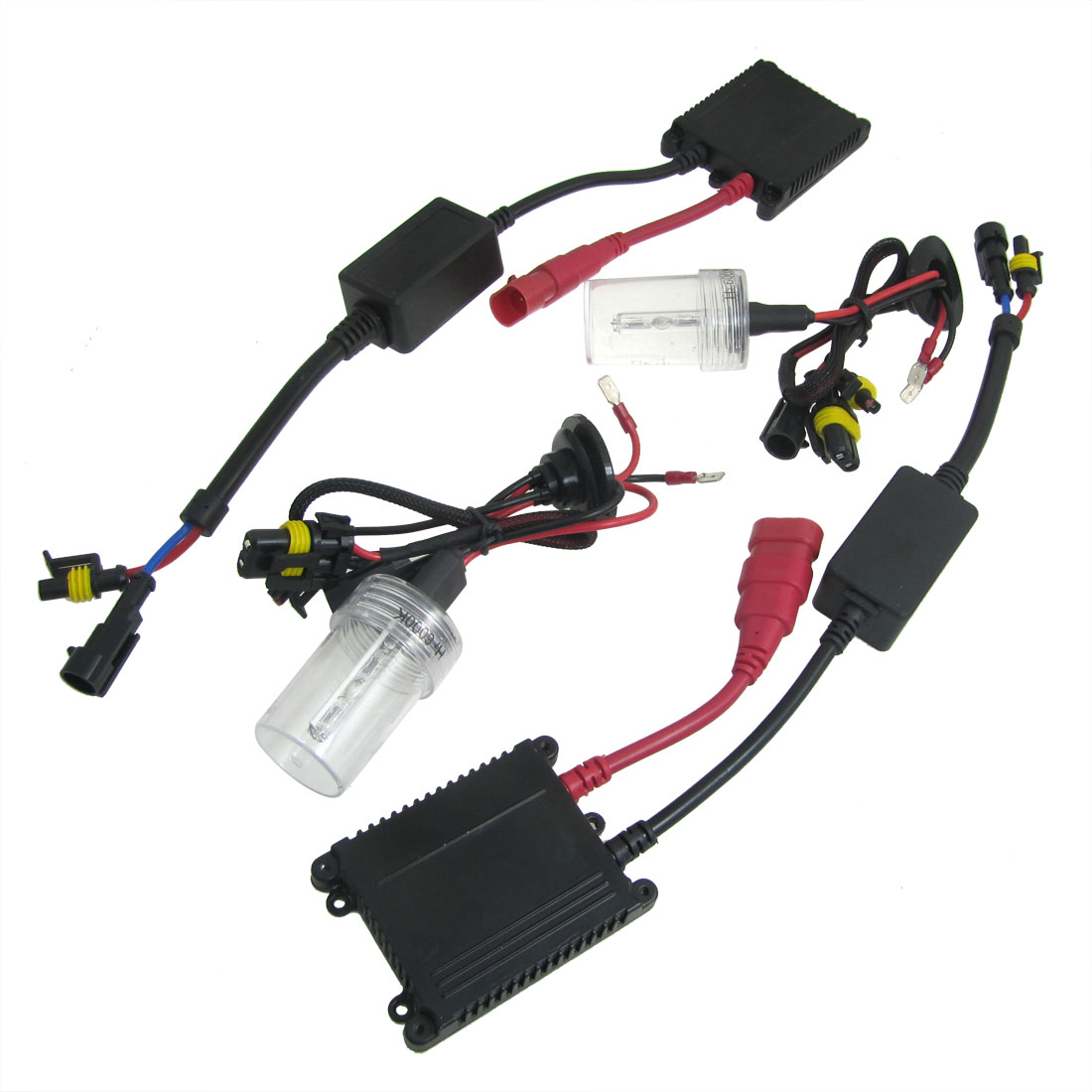 Xenon HID Head Lamp Light Kit Slim Ballast H7 6000K 35W 12V