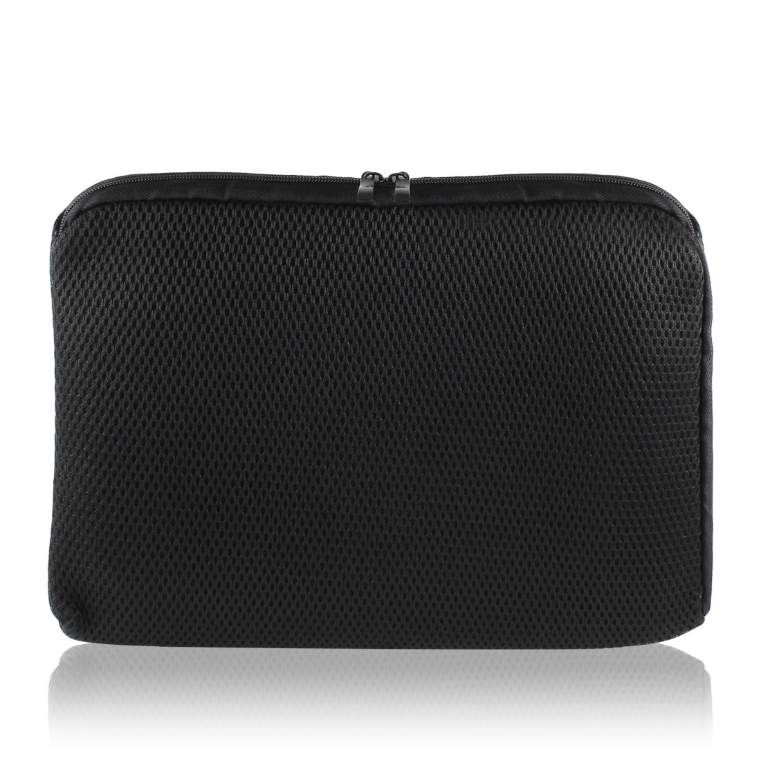 "13"" Black Mesh Notebook Laptop Sleeve Bag Carrying Case for Macbook Pro/Air"