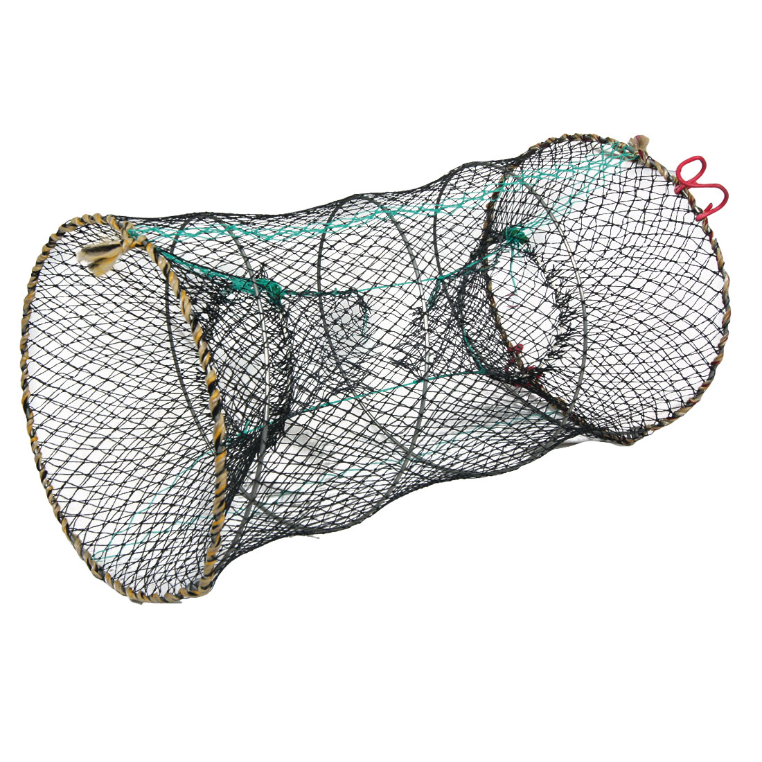 Crab Crawfish Lobster Shrimp Collapsible Cast Nylon Net 25cm x 45cm