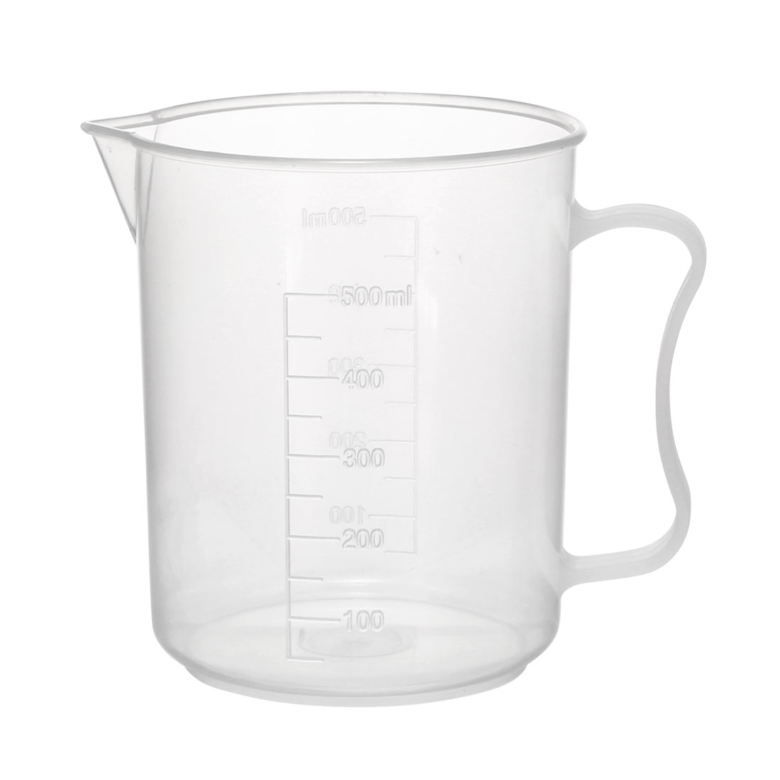 Kitchen Flour Sugar Liquid Measurement Beaker Measuring Cup Mug 500ml