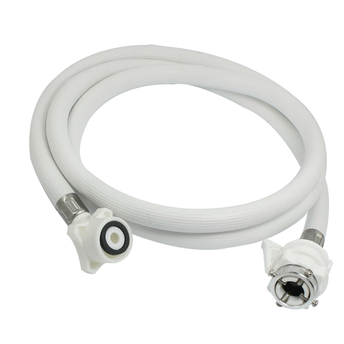 White 2M Washer Washing Machine Water Inlet Hose Pipe Tube