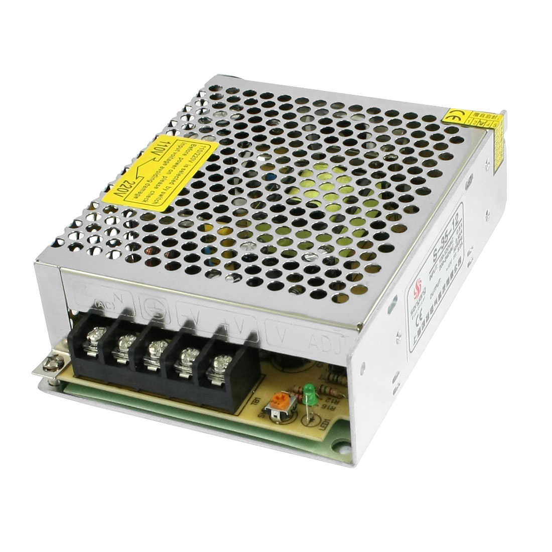 AC 100-120V 200-240V DC 12V 3A 35W Switching Power Supply Driver for LED Strip Light