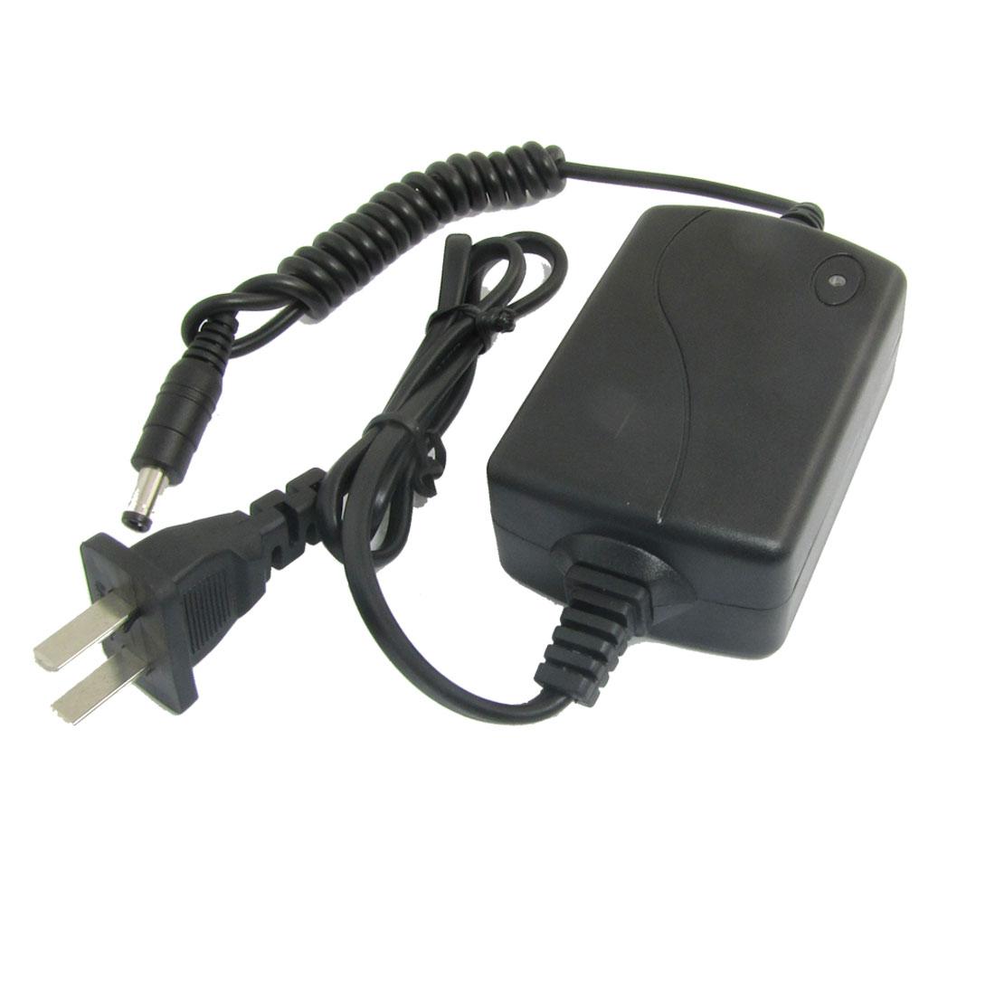 DC 12V 2A Monitoring CCTV Camera US Plug Power Supply Adapter