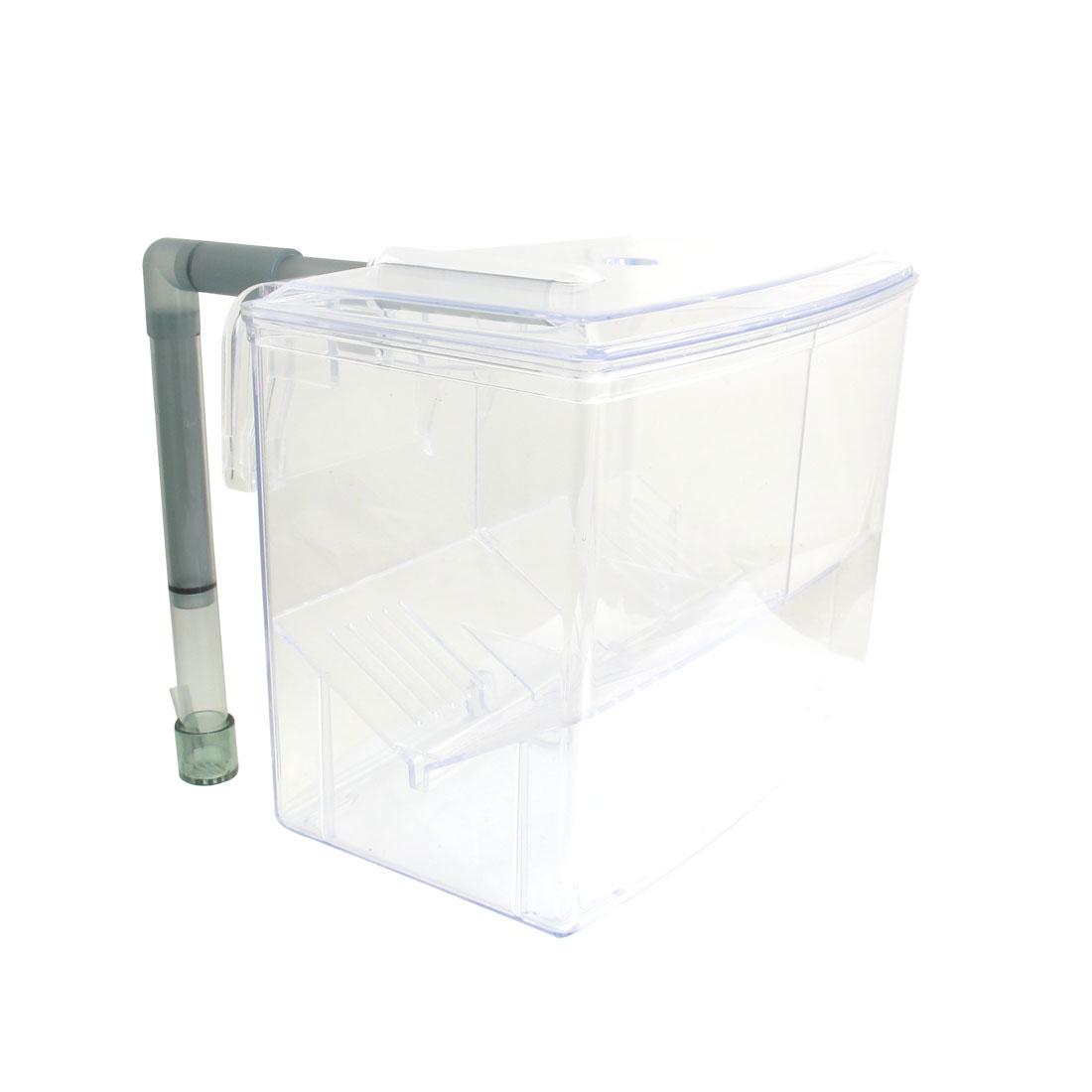 Mini Plastic Seperating Fish Fry Breeding Hanging Divider Tank
