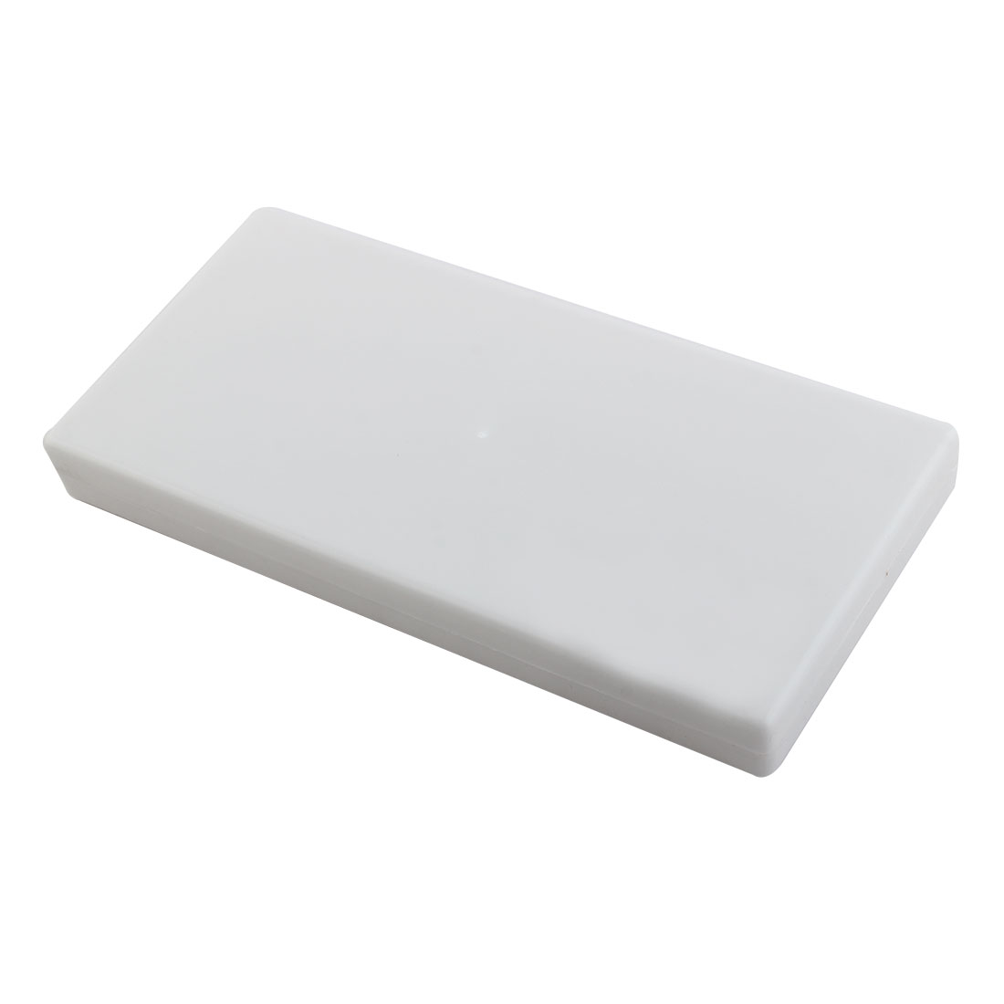 White Plastic 24 Compartments Paint Tray Plate Mixing Palette Box