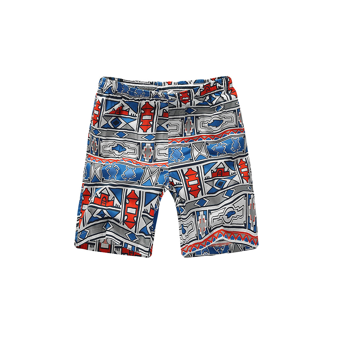Mens NEW Multicolor Elastic Waist Beach Short Trousers W31
