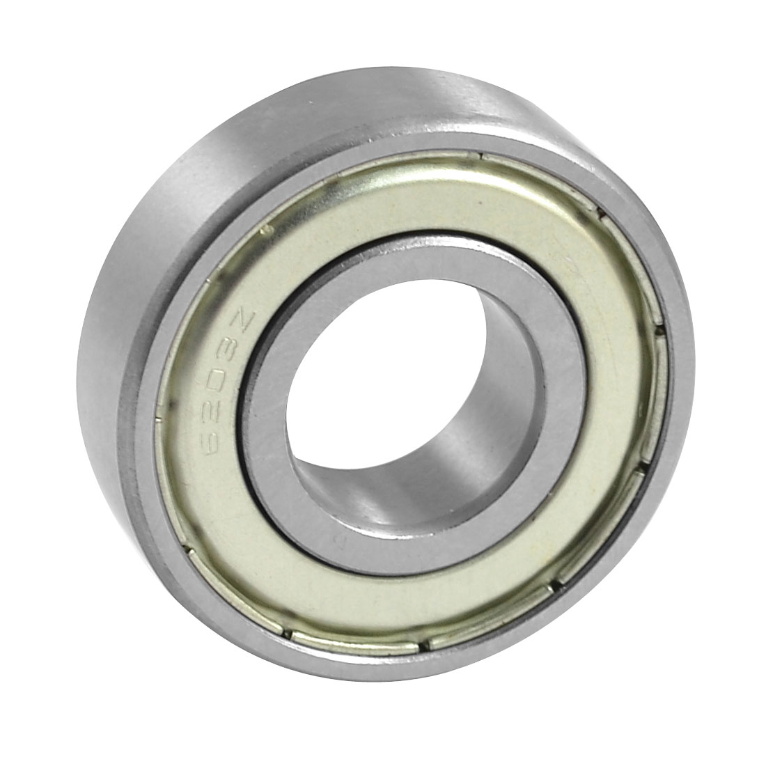 6203Z 17mm x 40mm x 12mm Metal Shielded Deep Groove Ball Bearing