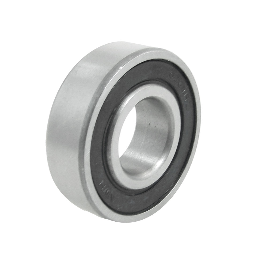 6204RS 20mm x 47mm x 14mm Rubber Shielded Deep Groove Ball Bearing