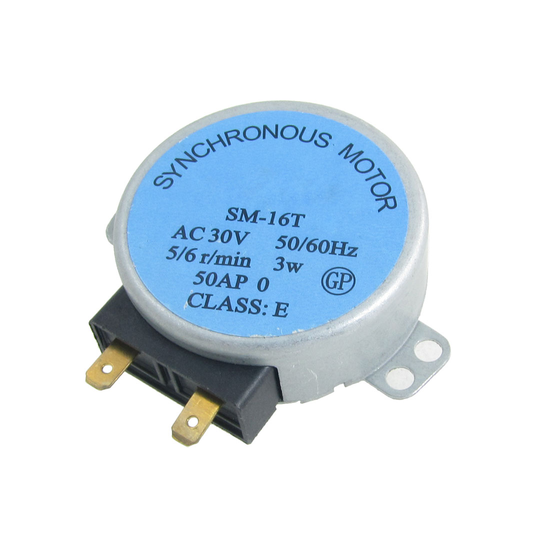 AC 30V 50/60Hz 5/6R/MIN Turntable Synchronous Motor for Microwave Oven