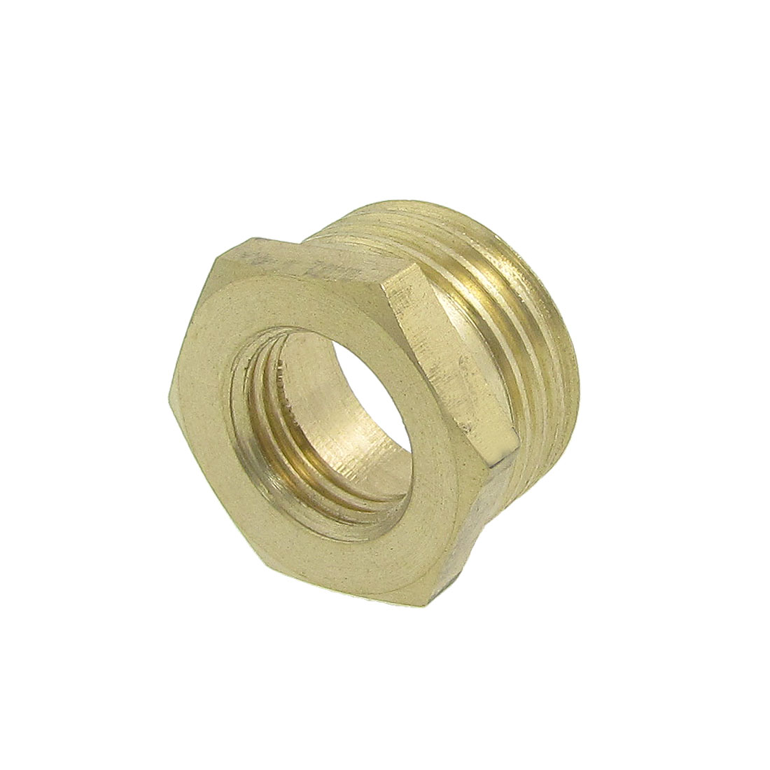 Pipe Reducer 20 x 12mm Brass Hex Bushing Connector