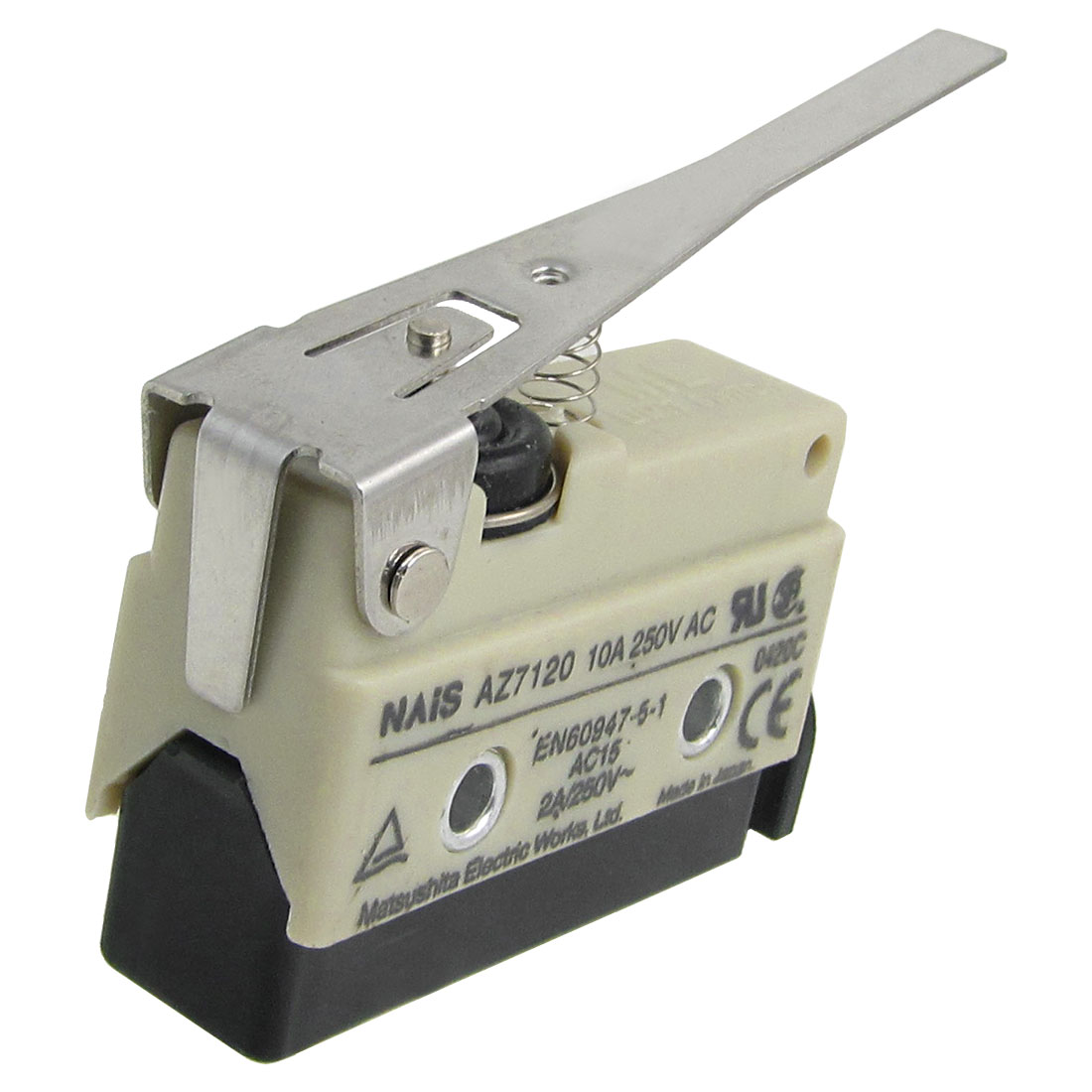 AZ7120 Screw Terminals Long Hinge Lever Electric Enclosed Limit Switch