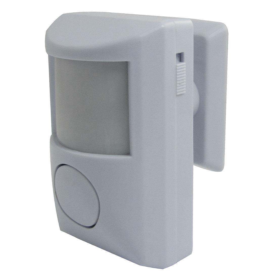 Home Office PIR Sensor Alarm Infrared Motion Detector w Bracket