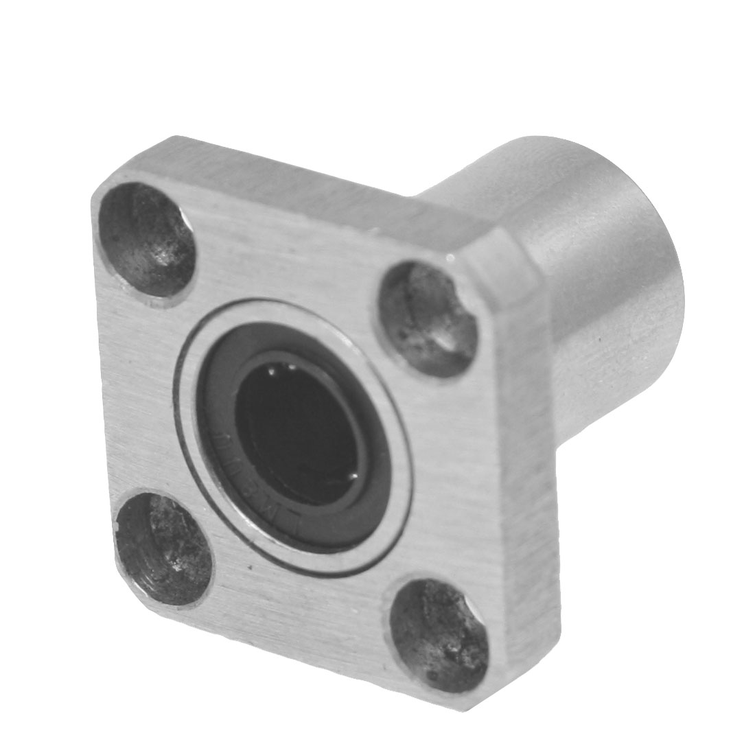 8mm Inner Diameter Square Flanged Linear Bearing LM8