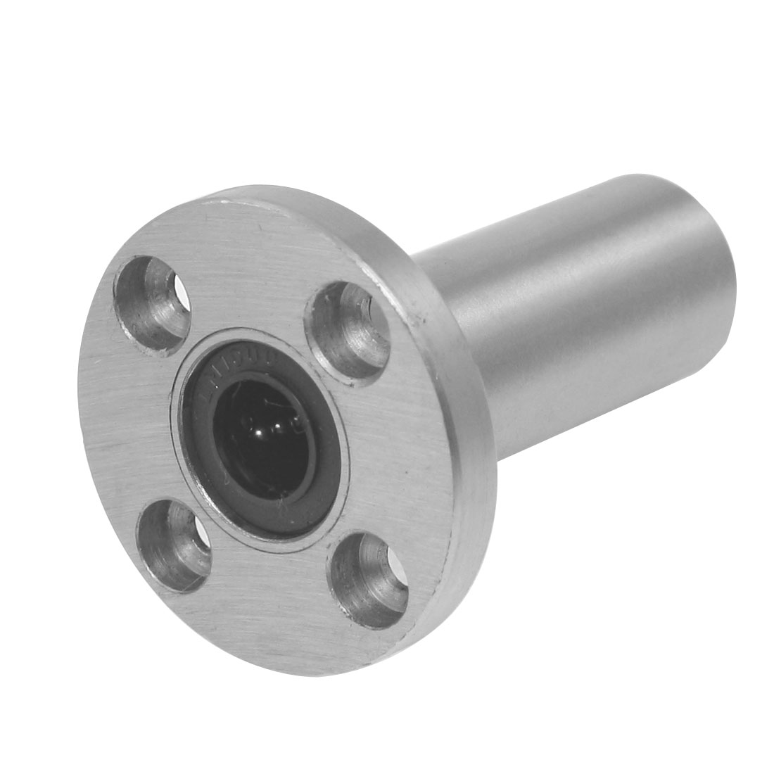 Round Flanged Router Linear System Bushing Long Ball Bearing 10mm