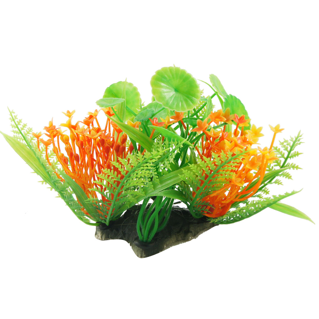 Multi Color Artificial Floral Underwater Plants for Fish Tank Aquarium
