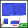 Blue Auto Car Glass Window Cleaning Towel Cloth 65cm Length