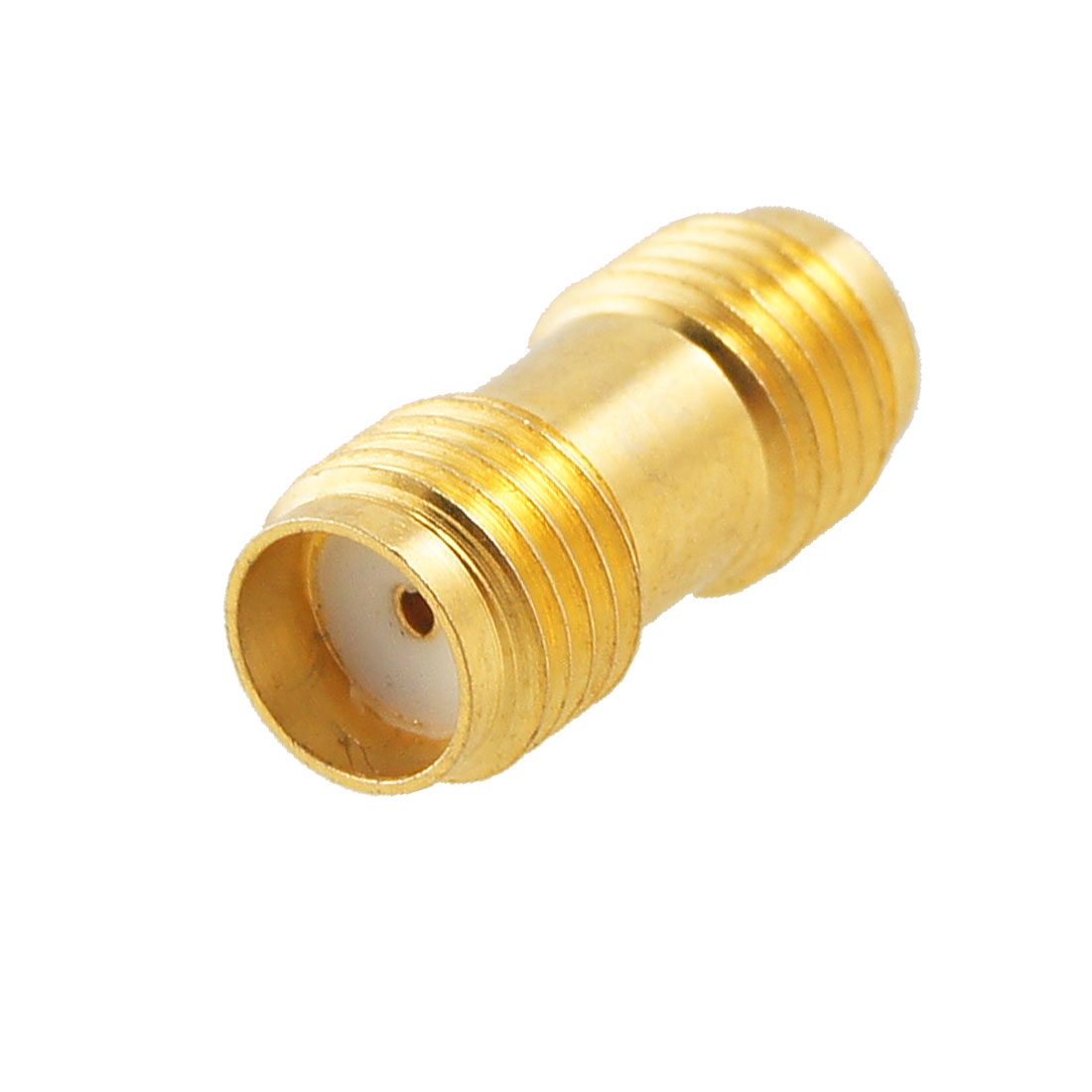 Straight SMA Female to Female Jack RF Adapter Connector