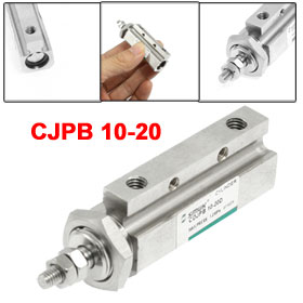 Double Action Thread Pneumatic Air Cylinder CJPB10-20