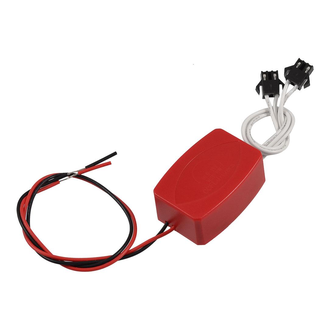 LED Light Driver Power Supply DC9-16V 3-8W Transformer Red