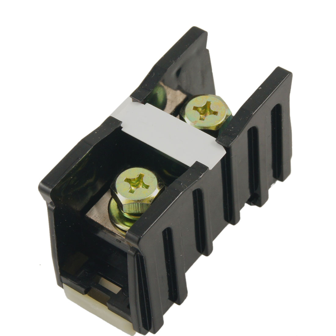 600V 130A Single Row 1P Barrier Terminal Block Wire Connector IN100C