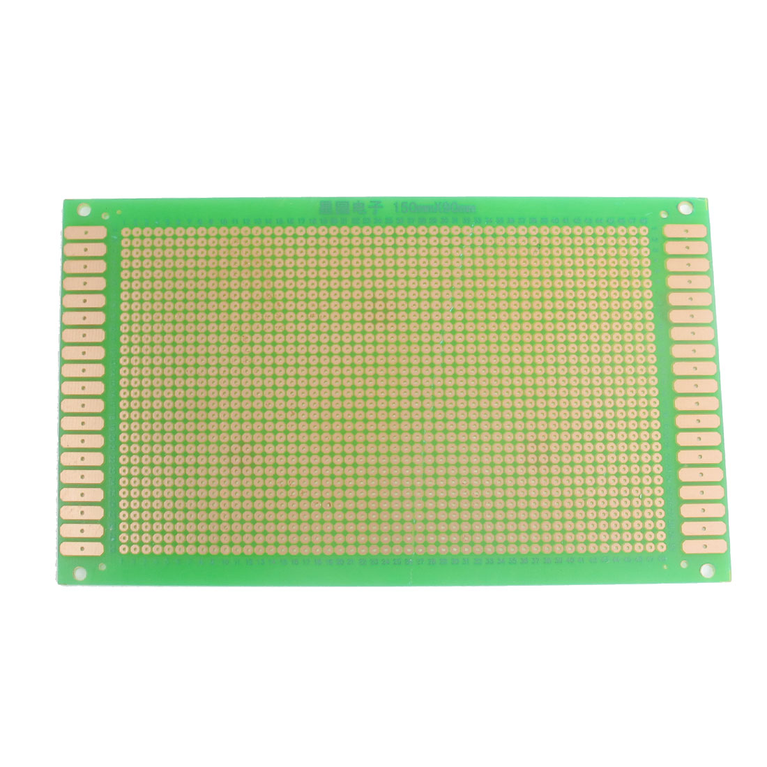 Rectangle Prototype PCB Circuit Board Universal Stripboard 150x90mm