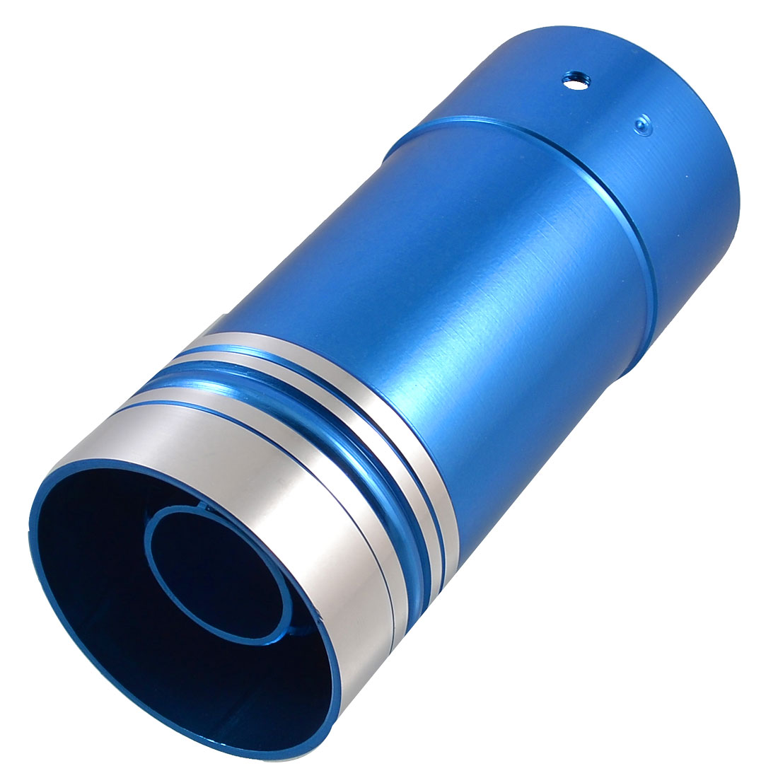 Universal Car Auto Exhaust Pipe Round Muffler Silencer Tip Blue