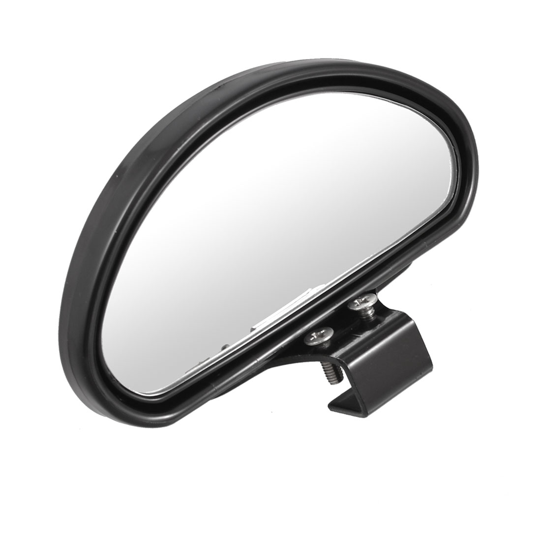 Universal Black Adjustable Vehicle Car Wide Angle Rear View Blind Spot Mirror