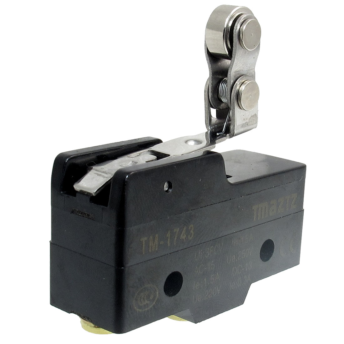 TM-1743 One-way Roller Lever Momentary Micro Limit Switch