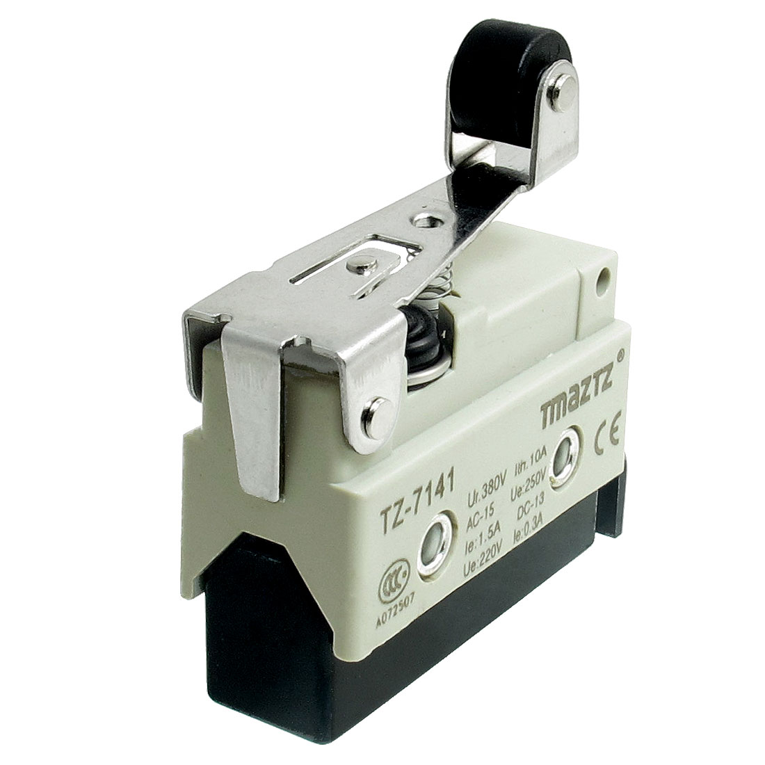 TZ-7141 Short Hinge Roller Lever Momentary Micro Limit Switch